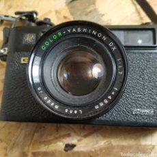 Cámara de fotos: YASHICA ELECTRO 35 GT. Lote 184565566