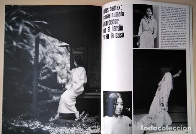 Cámara de fotos: Pentax Family 12. Portada Helmut Newton. Sher Jang Singh, Trevern Dawes… 1977 - Foto 6 - 184586190