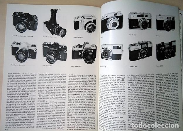 Cámara de fotos: Pentax Family 12. Portada Helmut Newton. Sher Jang Singh, Trevern Dawes… 1977 - Foto 10 - 184586190