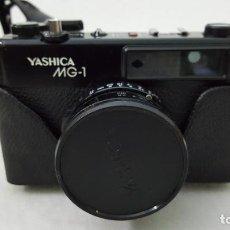 Cámara de fotos: CAMARA YASIKA MG 1. Lote 184634496