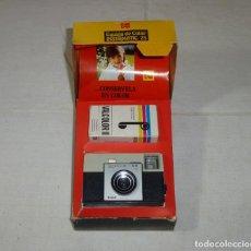 Cámara de fotos: KODAK INSTAMATIC 25.. Lote 185498635