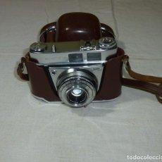 Cámara de fotos: KODAK RETINETTE 1A.CON FUNDA.. Lote 185521271