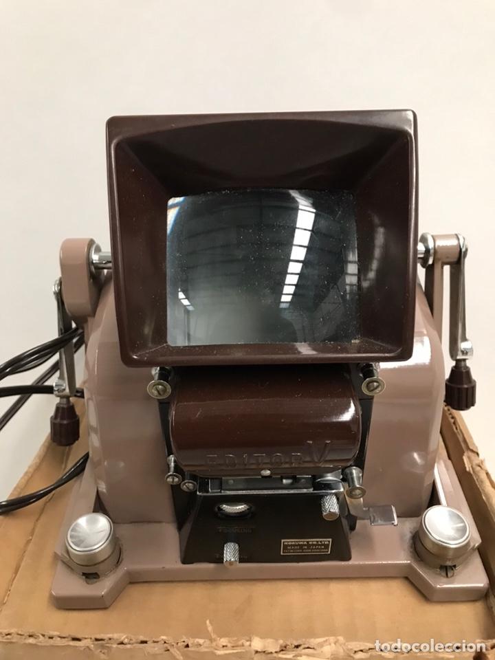 Cámara de fotos: Proyector diapositivas antiguo ROKUWA EDITOR V (NUEVO) - Foto 2 - 186144741