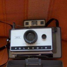 Cámara de fotos: CÁMARA INSTANTANEA POLAROID 320. . Lote 186286632