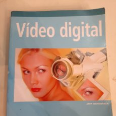 Cámara de fotos: 2005 VIDEO DIGITAL ANAYA MEDIOS CREATIVOS Y CREATIVIDAD. Lote 186651533