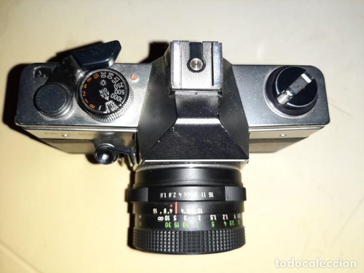 Cámara de fotos: camara praktica MTL 50 - Foto 2 - 187164572