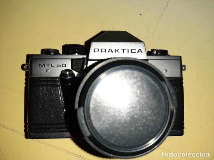 Cámara de fotos: camara praktica MTL 50 - Foto 4 - 187164572