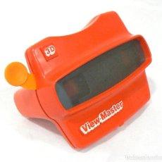 Appareil photos: ANTIGUO Y BONITO VISOR VIEW-MASTER VIEWMASTER 3D + 1 DISCO. Lote 187167460