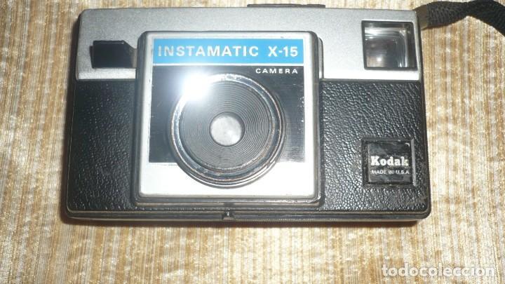 Cámara de fotos: Camara Kodak Instamatic X-15 - Foto 2 - 187314353