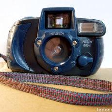 Cámara de fotos: CÁMARA FOTOGRÁFICA MINOLTA SUMERGIBLE. Lote 187611502