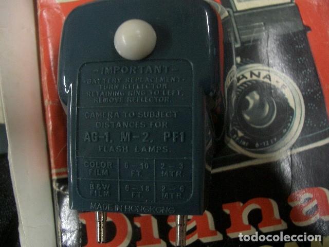 Cámara de fotos: Diana con flash y caja original - Foto 2 - 187615356
