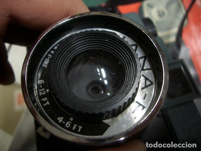 Cámara de fotos: Diana con flash y caja original - Foto 4 - 187615356