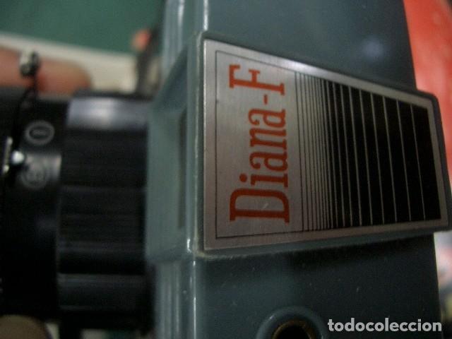 Cámara de fotos: Diana con flash y caja original - Foto 5 - 187615356