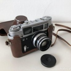 Appareil photos: CAMARA VINTAGE FED- 4 - MADE IN THE USSR. Lote 187643401