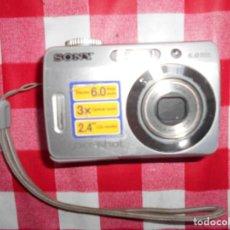 Cámara de fotos: CAMARA DIGITAL SONY DSC-S500. Lote 189691260