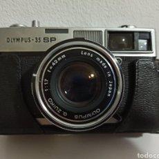Cámara de fotos: OLYMPUS 35 SP. Lote 189983108