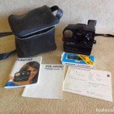 Fotocamere: CAMARA FOTOS POLAROID SONAR AUTOFOCUS 5000. Lote 92716055