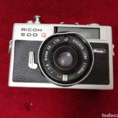 Cámara de fotos: CÁMARA DE FOTOS RICOH 500 G. DESCONOZCO SI FUNCIONA. CON USO Y ALGÚN DESPERFECTO. VER FOTOS ADICIONA. Lote 190694821