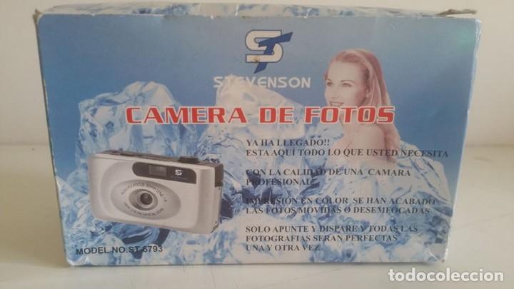 CAMARA DE FOTOS STEVENSON / NUEVA (Cámaras Fotográficas - Otras)