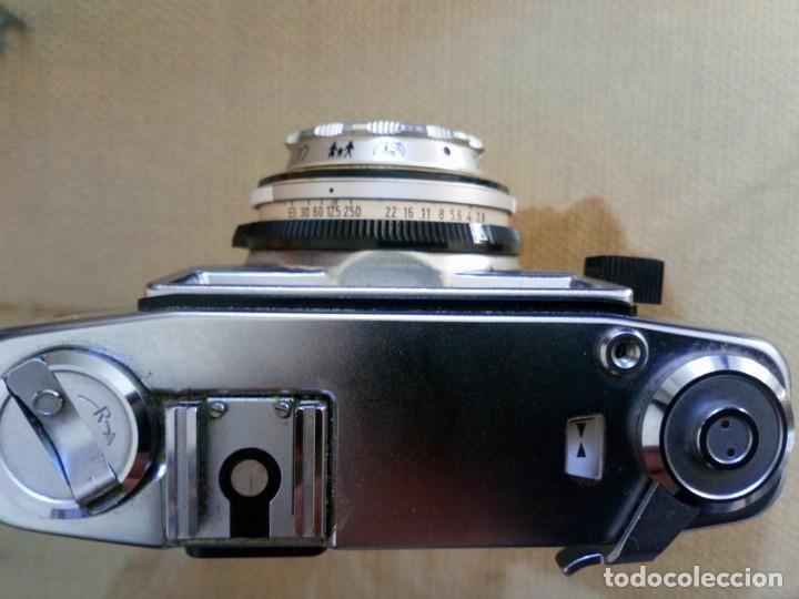 Cámara de fotos: CÁMARA analógica Agfa años 80 - Foto 2 - 190721241