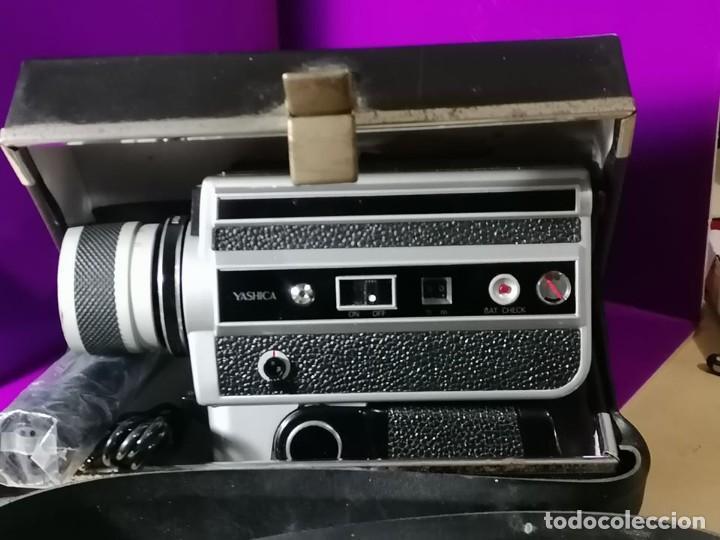 Cámara de fotos: TOMAVISTAS VINTAGE YASHICA SUPER -40 K. (1971) ( VER FOTOS Y DESCRIPCION ) - Foto 3 - 190729580