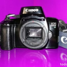 Cámara de fotos: CAMARA CANON REFLEX,ANALOGICA . SIN OBJETIVO . EOS 1000F /1000 N /1000 NQD,(VER FOTOS Y DESCRIPCION. Lote 190730346