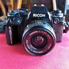 Cámara de fotos: CAMARA RICOH XR-P , LENS RIKENON P 1:2.8 28 MM. Lote 190831756