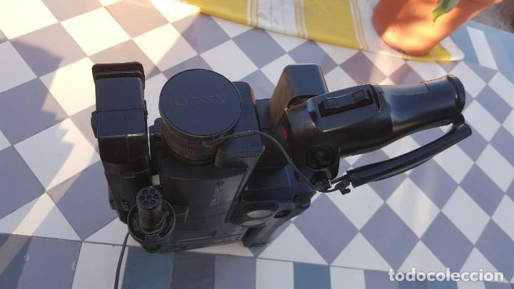Cámara de fotos: Sony Camara de Video CCD-V200E Video 8 PRO - Foto 13 - 190871831