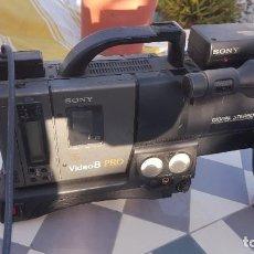 Cámara de fotos: SONY CAMARA DE VIDEO CCD-V200E VIDEO 8 PRO. Lote 221967235