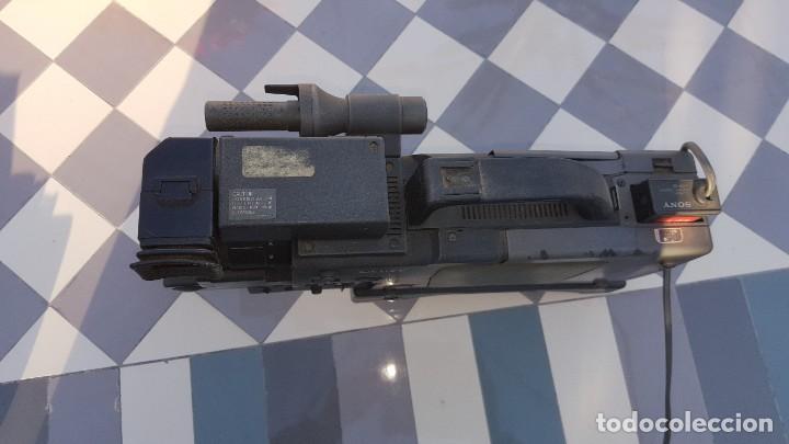 Cámara de fotos: Sony Camara de Video CCD-V200E Video 8 PRO - Foto 7 - 190871831