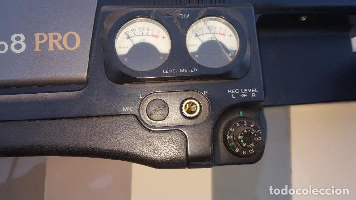 Cámara de fotos: Sony Camara de Video CCD-V200E Video 8 PRO - Foto 10 - 190871831