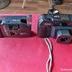 Cámara de fotos: 2 CAMARAS DE FOTOS RICOH TF-800 AUTOMATIC Y RICOH YF-20. Lote 190919196