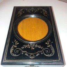 Cámara de fotos: EXTRAORDINARIO VISOR SOBREMESA NAPOLEONICO S XIX PRECIOSO MAS DE 150 AÑOS. Lote 191007410