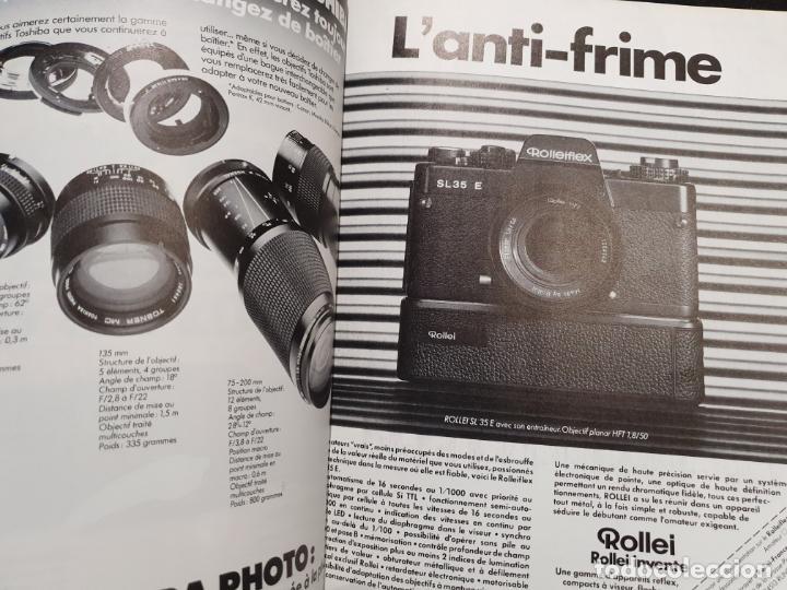 Cámara de fotos: PHOTO MAGAZINE, REVISTA FOTOGRAFIA AÑO 1980, MUY CURIOSA - Foto 9 - 191218492