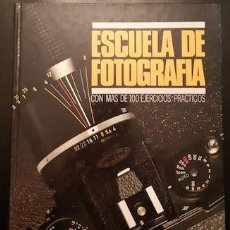 Appareil photos: ESCUELA DE FOTOGRAFÍA, ED. ORBIS, 1983. Lote 191822596