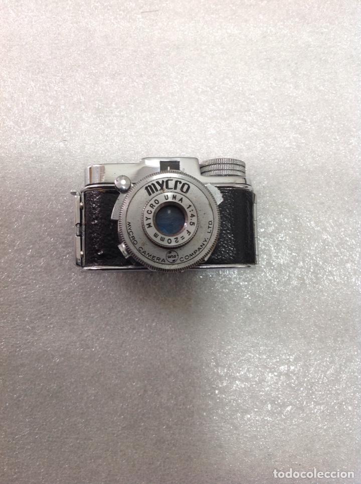 Cámara de fotos: MINI CÁMARA MYCRO UNA ( espía japonesa años 50/60) - Foto 2 - 193214106