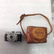 Cámara de fotos: MINI CÁMARA MYCRO UNA ( ESPÍA JAPONESA AÑOS 50/60). Lote 193214106