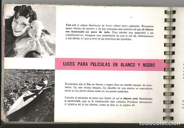Cámara de fotos: CINE MANUAL, BOLEX-PAILLARD, 8 MM ( AÑO 1957) - Foto 6 - 193447705