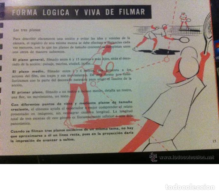 Cámara de fotos: CINE MANUAL, BOLEX-PAILLARD, 8 MM ( AÑO 1957) - Foto 9 - 193447705