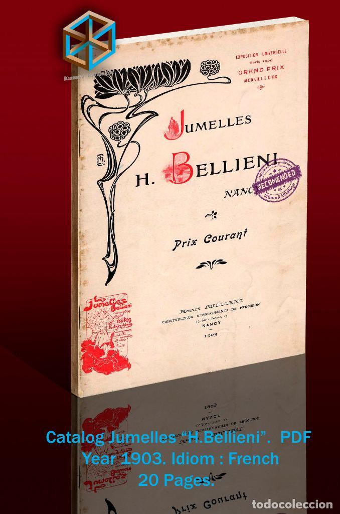 Cámara de fotos: DVD. 10 Catálogos Bellieni - Foto 2 - 193936112