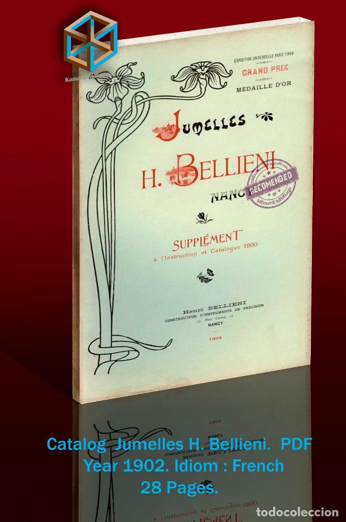 Cámara de fotos: DVD. 10 Catálogos Bellieni - Foto 4 - 193936112