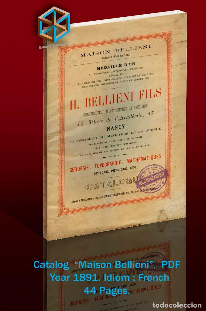 Cámara de fotos: DVD. 10 Catálogos Bellieni - Foto 5 - 193936112