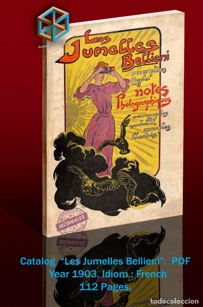 Cámara de fotos: DVD. 10 Catálogos Bellieni - Foto 6 - 193936112