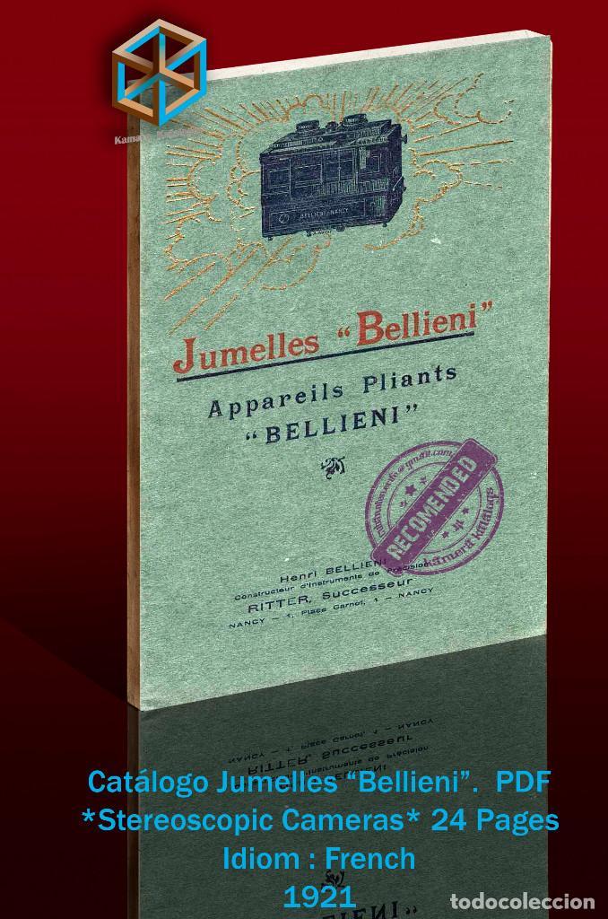 Cámara de fotos: DVD. 10 Catálogos Bellieni - Foto 11 - 193936112