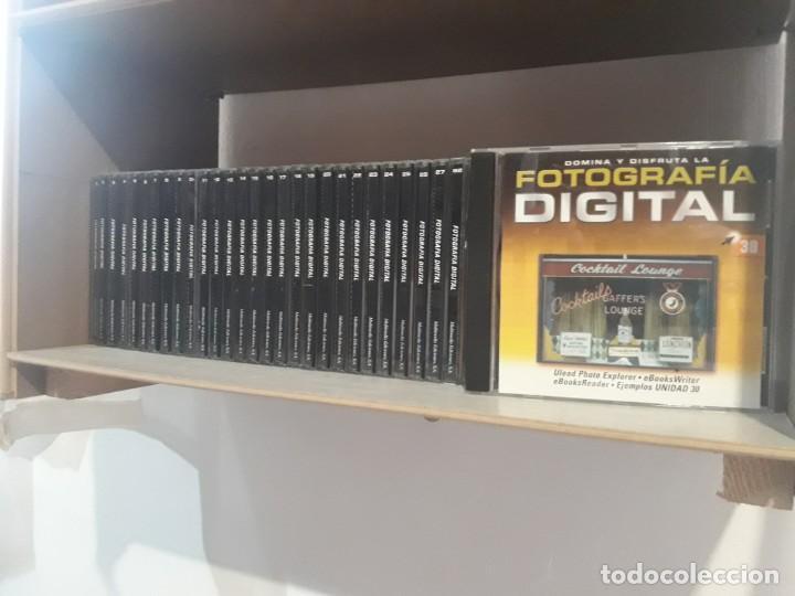 CURSO DE FOTOGRAFIA DIGITAL (PLANETA DE AGOSTINI ) (Cámaras Fotográficas - Catálogos, Manuales y Publicidad)