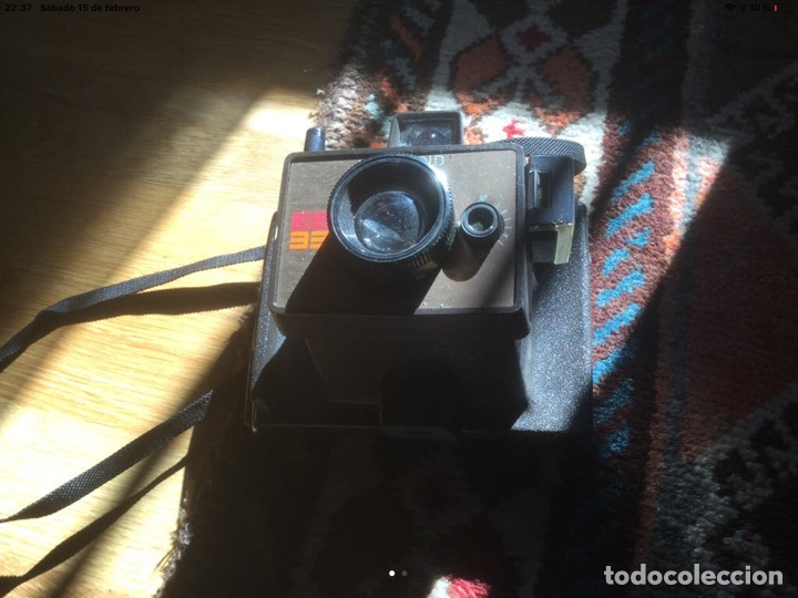 POLAROID EE 33 DE 1976 (Cámaras Fotográficas - Otras)