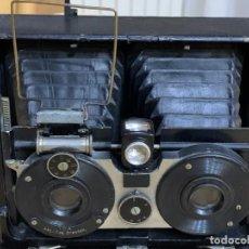 Cámara de fotos: ICA STEREO IDEAL. Lote 194262232