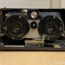 Cámara de fotos: HUTTIG STEREOLETTE. Lote 194262836