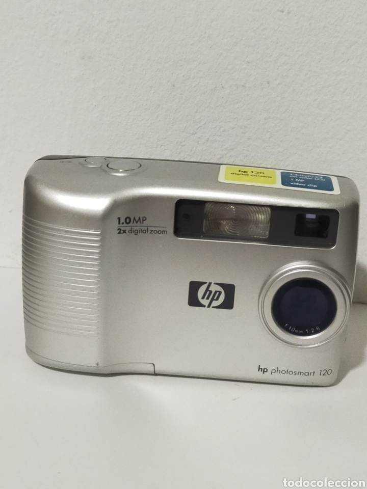 CAMARA HP 120 (Cámaras Fotográficas - Otras)