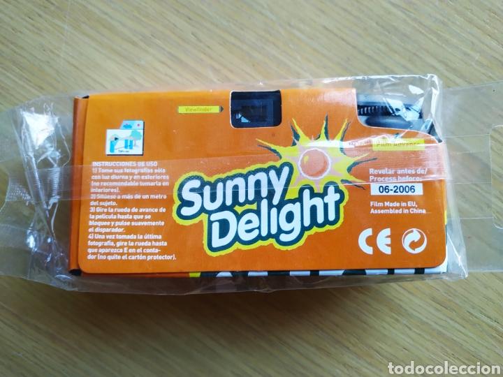 Cámara de fotos: Camara fotografica desechable propaganda Sunny Delight - Foto 4 - 194361135